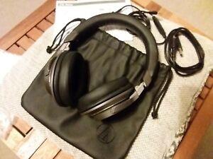 Audio-Technica ATH-AR5BT Wireless Headphones Steel/Black