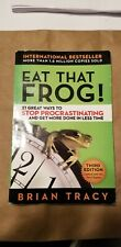 Eat That Frog by Brian Tracy (paperback)