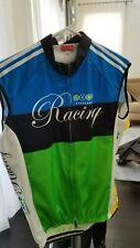 NEW CAPO Men's Cycling Vest sz L Team Evergreen