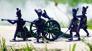 Armies in Plastic Napoleonic Wars French Old Guard Foot Artillery Howitzer