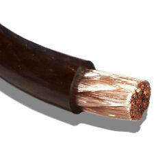 Dietz Kabel 35 mm² Car Hifi Stromkabel Massekabel 35qmm schwarz Meterpreis