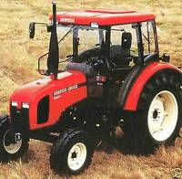 Zetor Tractor Shop Service Manual 3320, 3340, 4320, 4340, 5320, 5340 5340 Horal