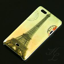 Sony Ericsson ST23i Xperia Miro Hard Case Schutz Hülle Etui Cover FRANCE Schale