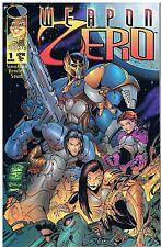 Weapon Zero (Vol.2) No.1-6,9,11,12,14 / 1995-1997 Walter Simonson & Joe Benitez