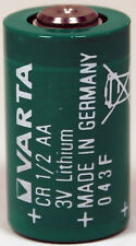1PC Varta CR 1/2 AA 3V Lithium Battery CR14250 - Made in Germany