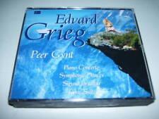 Edvard Grieg - Peer Gynt ( UK 2cd )
