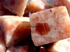 SUNSTONE - 1 Lb Lot -  Natural Gemstone Rough Rock - VERY LOW PRICE - Very Nice