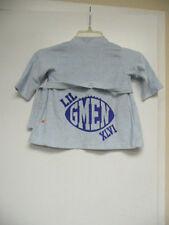 NEW LIL' GMEN G MEN BLUE KIDS BATHROBE SIZE ONE SUPPORT NJ NY BEST TEAM  XLVI