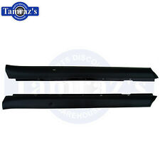 1970-1973 Camaro Upper Door Panels Plastic Pair New