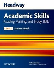ACADEMIC SKILLS READING, WRITING, AND STUDY SKILLS