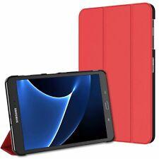 CUSTODIA COVER Integrale SMART SUPPORTO per Samsung Galaxy Tab A 10.1 2018 Rossa