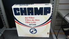 NOS Champ/Champion Labs AF348 Air Filter Fast Free Shipping!!!