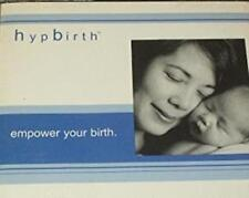 Hypbirth: Empower Your Birth CD Set Number 2 AUDIO BOOK CD pregnancy labor pain