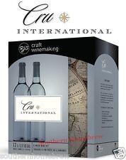 RJ Spagnols Cru International Chilean Malbec Wine Making Kit
