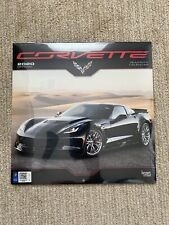 Corvette 2020 12x12 inch Monthly Square Wall Calendar