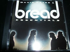 David Gates Bread Essentials Greatest Hits Best Of (Australia) CD – Like New