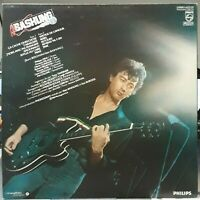 LP Alain Bashung - Pizza - Philips 6313 129 OR.FR. 1981 - EX / EX+