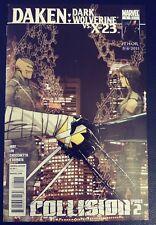 DAKEN: DARK WOLVERINE #8 (MARVEL COMICS, 2011)