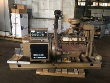 88 Kw Kohler Generator Model 100rz77 2792 25