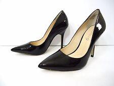 Boutique 9 ladies Black Patent Leather Stiletto Pumps Size 5.5 M - Demo Shoes