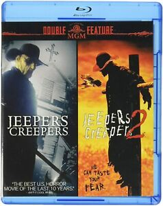 Jeepers Creepers / Jeepers Creepers 2 (Blu-ray)