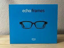 Brand New & Sealed Amazon Echo Frames 2nd Gen Smart Glasses - Modern Turquoise