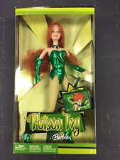 POISON IVY BARBIE DOLL DC COMCS