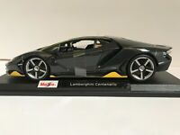 Maisto 2020 Lamborghini Centenario Special Edition 1:18 New In Box #31386