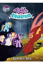 My Little Pony Tails of Equestria Starter Set by Shinobi 7 9781626926233