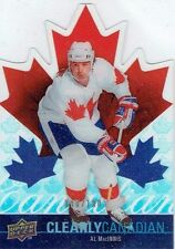 09-10 UD Clearly Canadian  Al MacGinnis  /100