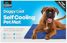 Dog Cooling Mat Non Toxic Self Cool Puppy/Dogs Small,Medium,Large