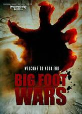 Bigfoot Wars DVD, Judd Nelson, C. Thomas Howell, Brian T. Jaynes