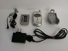 Lg Vx1 Accessories Bundle - Battery, Charger, Earpiece, Belt Clip for Flip Phone