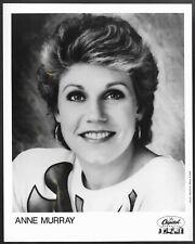 ~ Anne Murray LOT 2 Original 1990s Promo Portrait Photos