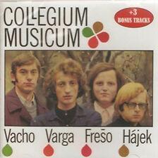 """Collegium Musicum:  """"Vacho Varga Freso Hajek"""" + bonustracks  (CD Reissue)"""