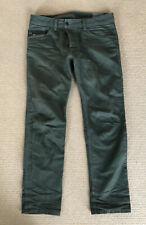Men's Diesel DARRON Slim Tapered Green Jeans W31 L30