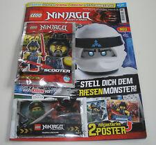 LEGO Ninjago - Magazin Nr. 36 mit Scooter