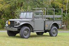 New ListingM37 Military Dodge Power Wagon 1952 Korean War 3/4 ton Marine Corps 6 Cyl 4X4