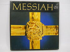Handel Messiah London Symphony Orchestra and Chorus 3 Record Boxed Set