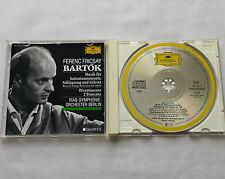 F. FRICSAY/BARTOK Music for strings, perc. & celesta... GERMANY CD DGG 437 675-2