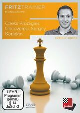 Lorin D'Costa: Chess Prodigies Uncovered: Sergey Karjakin