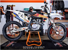 Ronnie Renner Hot Wheels KTM Graphics kit SX SXF 2016 - 2018 EXC 2017 - 2019