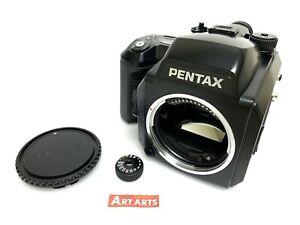 READ!! 【EXCELLENT++++】 Pentax 645N Medium Format SLR Film Camera Body from JAPAN