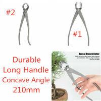 Garden Branch Cutter Beginner Bonsai Tools Carbon Steel Concave Pruning Shear