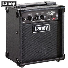 "Laney LX10B 10 Watts Combo Bass Amplifier 1 x 5"" with 2 Band EQ Single Channel"