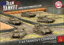 T-64 TANKOVY COMPANY - TSBX13 - TEAM YANKEE -  SOVIET