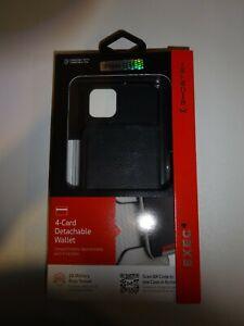 Magnetic Wallet iPhone 12 mini Case Ghostek Exec Card Holder