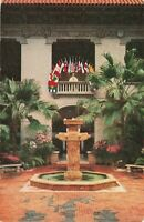 Postcard Patio Pan American Union Building Washington DC