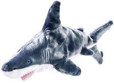 *BRAND NEW* PLUSH SOFT TOY Cuddlekins 77976 Great White Shark 65cm