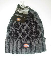 NWT Licensed Dickies Workwear Cuffed Cable Knit Beanie Hat ___ B108